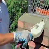 Chimney Crown rRepair at home in plainville ct