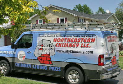 Chimney Repair - Simsbury CT