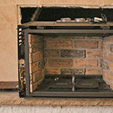 Fireplace Insert Installation by Fireplace Technicians at home on Trout Brook Dr.