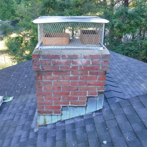 chimney services in canton ct