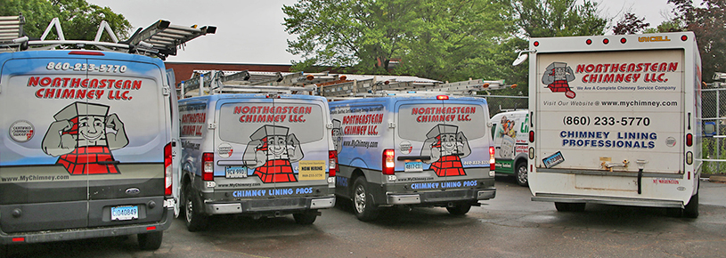 chimney and fireplace repair service