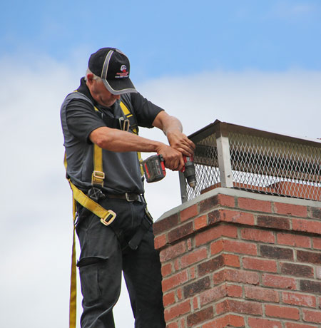 leaky chimney repair in south windsor ct